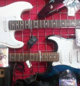Электро гитары