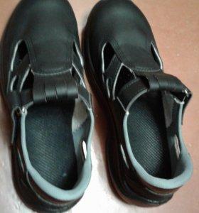 рабочая складская ботинка