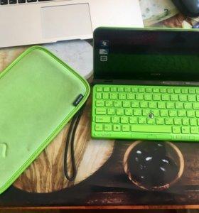 Карманный ноутбук (нетбук) Sony vaio vpcp11S1R