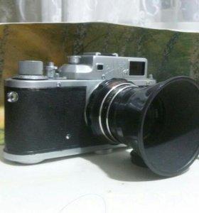 Фотоаппарат пленочный зорький 3м