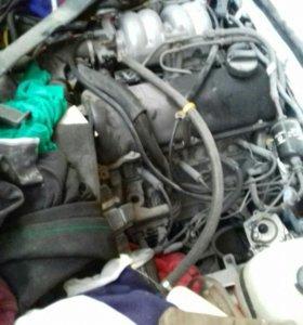 Двигатель от ниви