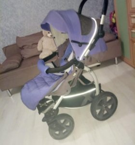 Детская коляска зима-лето Х- lander