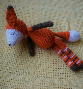 Лисичка-сплюшка
