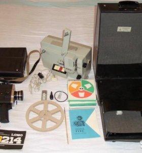 Оцифровка любых видеокассет и 8-мм кинопленок на д