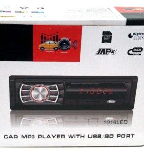 Автомагнитола USB+AUX+Радио