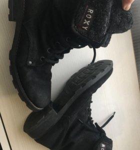 ботинки зимние(демисезонные) 39 размер