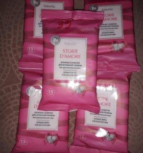Влажные салфетки для интимной гигиены