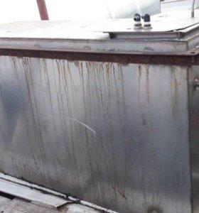 Бак для воды из нержавеющей стали 500 литров