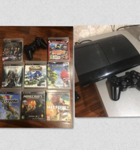 Sony PS3 SuperSlim 320GB