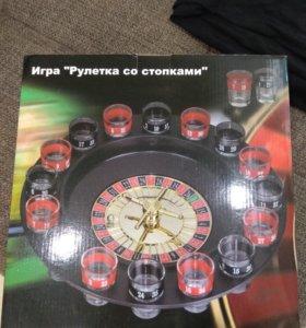 Игра рулетка со стопками