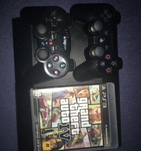 PS3 супер слим 500гигов