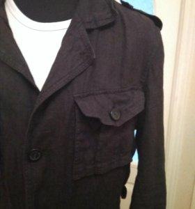 Мужской льняной пиджак