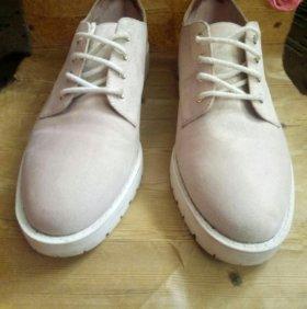 Туфли-ботинки Bershka