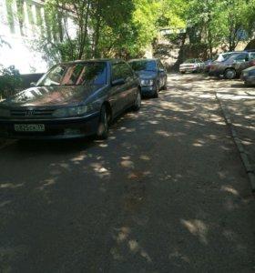 Пежо 605 дизель автомат обл 1997г