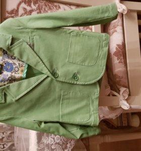 Пиджак на мальчика 1-2 г