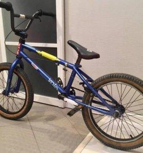 велосипед BMX Free Agent, б/у, 18'' колёса
