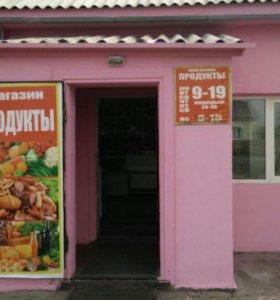 Магазин продовольственных и бытовых товаров