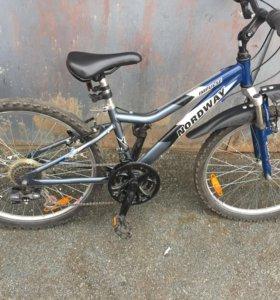 Велосипеды колёса на 24
