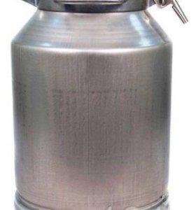 Фляга алюмин.40 литров 2 шт.
