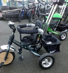 Продам детские велосипеды новые