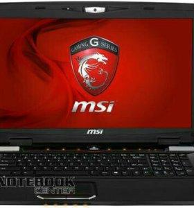 Ноутбук MSI gx70-3be