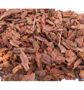 кора лиственницы,сосны,кедра