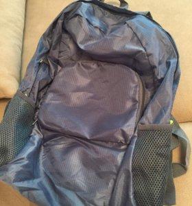Рюкзак складной непромокаемый