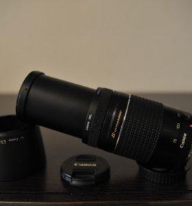 Объектив Canon AF 75-300mm F/4-5.6 USM