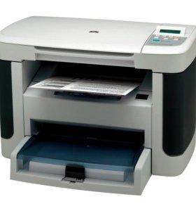 НР 1120n принтер/сканер/копир