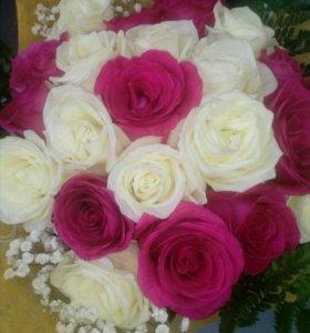 Букеты, цветы