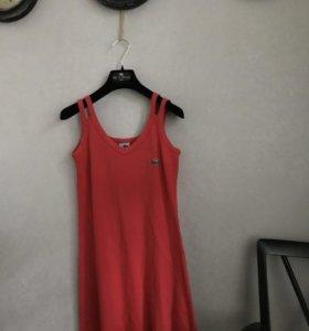 Платье сарафан оригинал lacoste