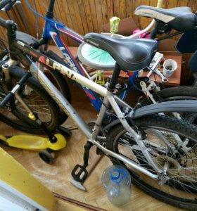 Велосипед alpina stinger r150 21 скоростной