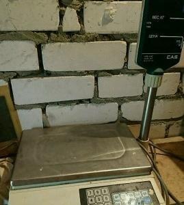 Весы CAS AP