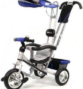 Велосипед детский трёхколёсный LEXX TRIKE,новый.