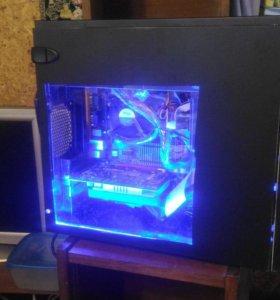 Компактный,тихий и производительный компьютер