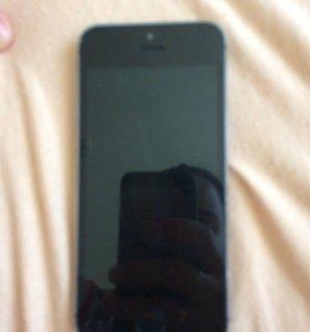 iPhone 5s 32гб черный