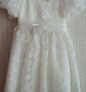 Платье на выпускной детское 4_5 лет
