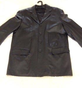 Куртка мужская(кожа)