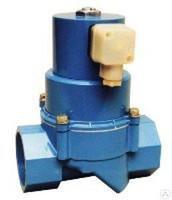 Клапан газовый электромагнитный