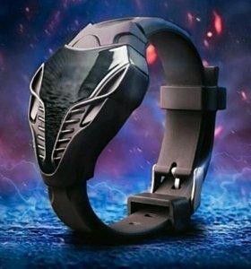 Новые мужские светодиодные часы Digi Watch Cobra