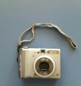 Фотоаппарат Canon Power Shot A520