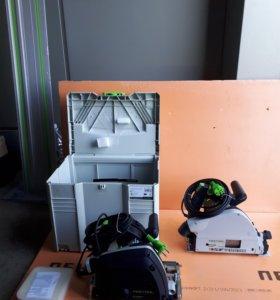 Festool оборудование для фрезеровки композита