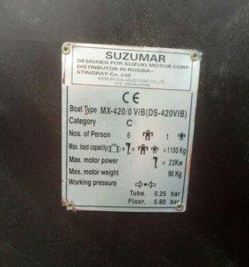Лодка Suzumar
