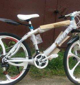 Велосипеды стильные на литье