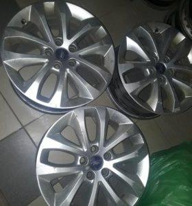 Продам диски r17 ford