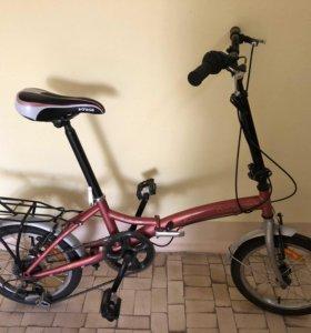 Велосипед складной Viva