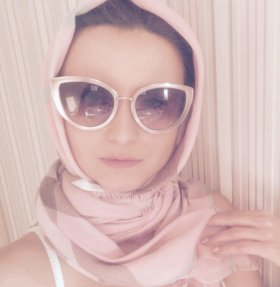 Солнцезащитные очки ferre FG 57604 pink