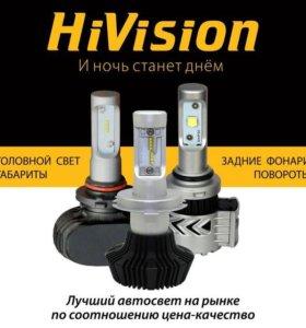 LED Лампы HiVision