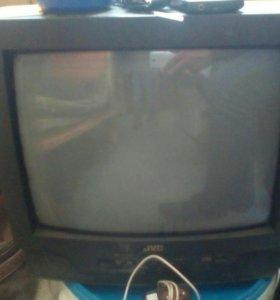 Телевизор JVC срочно