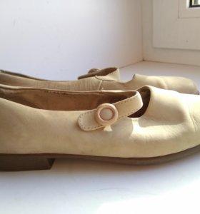 Туфли женские Ecco 37 размер